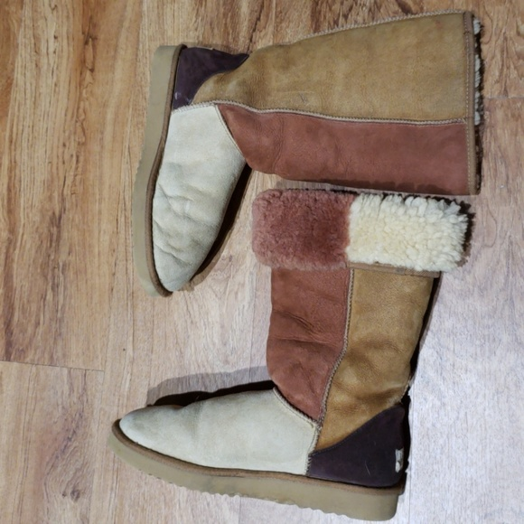 986f2dc8624 Multi Color UGG Boots